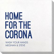 Home For The Corona Bamboo Luxe Napkins