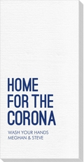 Home For The Corona Deville Guest Towels