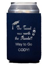Tassel Hassle Collapsible Koozies