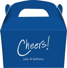 Fun Cheers Large Favor Boxes