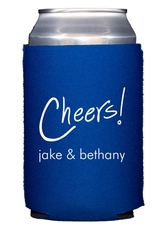 Fun Cheers Collapsible Koozies