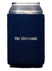 Your Name Collapsible Koozies