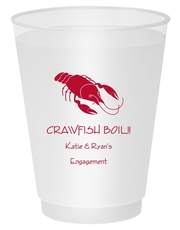 Crawfish Shatterproof Cups