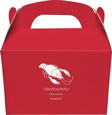 Crawfish Large Favor Boxes