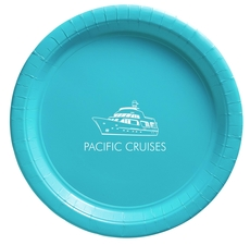 Yacht Paper Plates