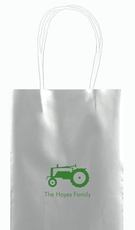 Tractor Mini Twisted Handled Bags