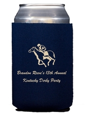 Horserace Derby Collapsible Koozies