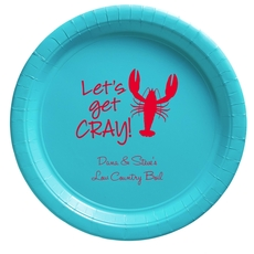 Let's Get Cray Paper Plates