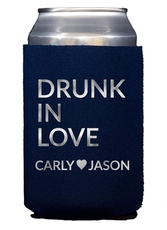 Drunk In Love Collapsible Koozies