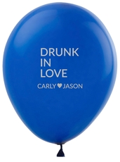 Drunk In Love Latex Balloons