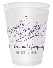 Happily Ever After Shatterproof Cups