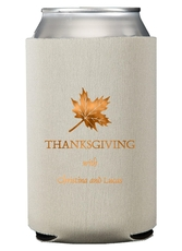 Little Autumn Leaf Collapsible Koozies