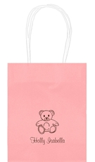 Little Teddy Bear Mini Twisted Handled Bags