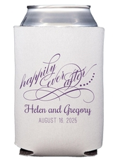 Happily Ever After Collapsible Koozies