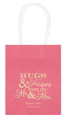 Hugs and Kisses Mini Twisted Handled Bags