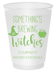 Something's Brewing Witches Shatterproof Cups