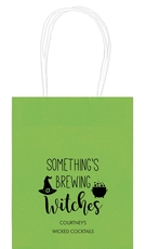 Something's Brewing Witches Mini Twisted Handled Bags
