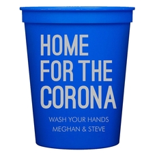 Home For The Corona Stadium Cups