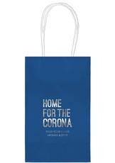 Home For The Corona Medium Twisted Handled Bags