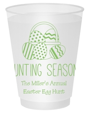 Hunting Season Easter Shatterproof Cups
