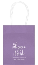 Shower The Bride Mini Twisted Handled Bags