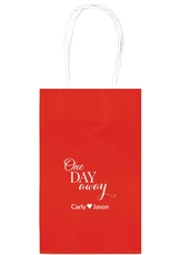 One Day Away Medium Twisted Handled Bags