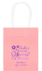 Sweet Blessings Mini Twisted Handled Bags