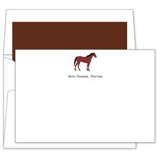 Tack Flat Note Cards