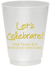 Studio Let's Celebrate Colored Shatterproof Cups