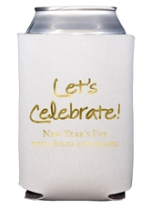 Studio Let's Celebrate Collapsible Koozies