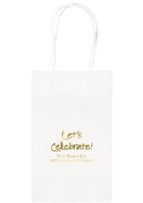 Studio Let's Celebrate Medium Twisted Handled Bags