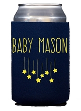Falling Stars Collapsible Koozies