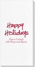Studio Happy Holidays Deville Guest Towels