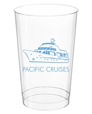 Yacht Clear Plastic Cups