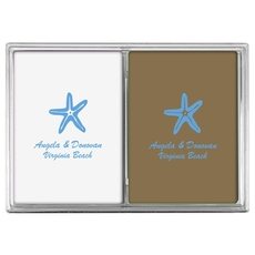Royal Starfish Double Deck Playing Cards