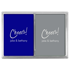 Fun Cheers Double Deck Playing Cards